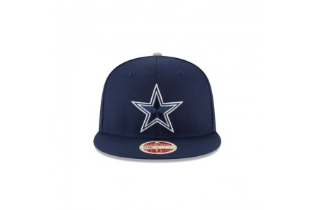 DALLAS COWBOYS ESTABLISHED WOOL CLASSIC 59FIFTY FITTED