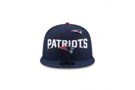 NEW ENGLAND PATRIOTS PINNED SNAP 9FIFTY SNAPBACK - Sale