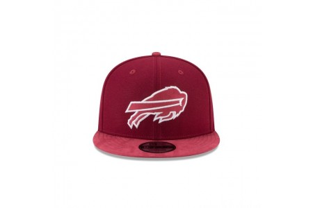 Black Friday Sale - BUFFALO BILLS TONAL CHOICE CARDINAL RED 9FIFTY SNAPBACK