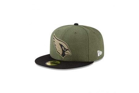 ARIZONA CARDINALS SALUTE TO SERVICE 59FIFTY FITTED