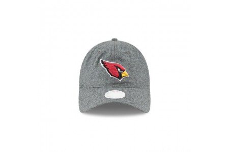 WOMENS ARIZONA CARDINALS MELTON WOOL 9TWENTY ADJUSTABLE - Sale
