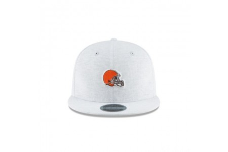 CLEVELAND BROWNS MICRO STITCH 9FIFTY SNAPBACK - Sale