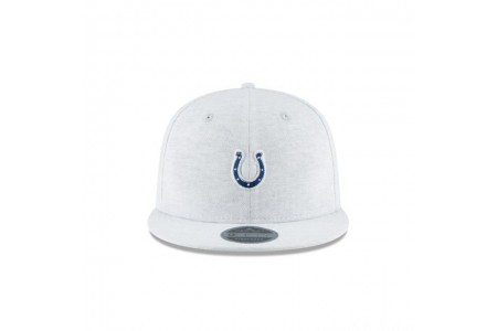 INDIANAPOLIS COLTS MICRO STITCH 9FIFTY SNAPBACK