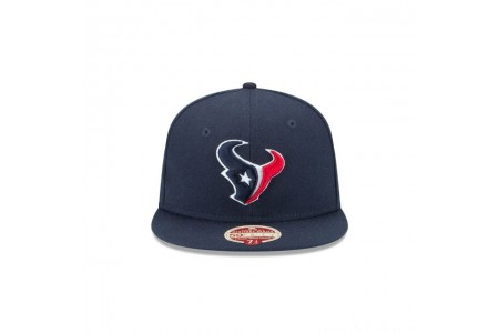 HOUSTON TEXANS CLASSIC WOOL 59FIFTY FITTED