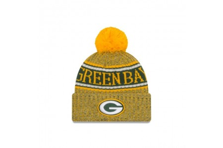 GREEN BAY PACKERS REVERSED COLD WEATHER SPORT KNIT