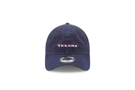 HOUSTON TEXANS SOLID TEAM HIT 9TWENTY ADJUSTABLE