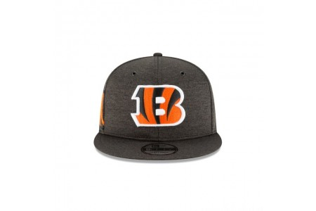CINCINNATI BENGALS OFFICIAL SIDELINE HOME 9FIFTY SNAPBACK - Sale