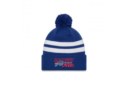 BUFFALO BILLS PLAYOFF DROUGHT POM