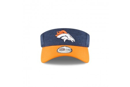 DENVER BRONCOS OFFICIAL SIDELINE HOME VISOR - Sale