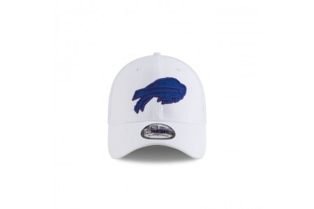 Black Friday Sale - BUFFALO BILLS NFL TRAINING WHITE 39THIRTY STRETCH FIT
