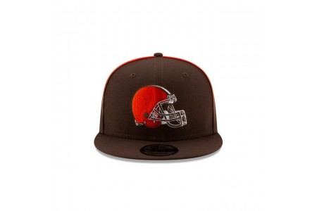 Black Friday Sale - CLEVELAND BROWNS HIDDEN HUE 9FIFTY SNAPBACK