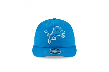 DETROIT LIONS TEAM CHOICE RETRO CROWN 9FIFTY SNAPBACK