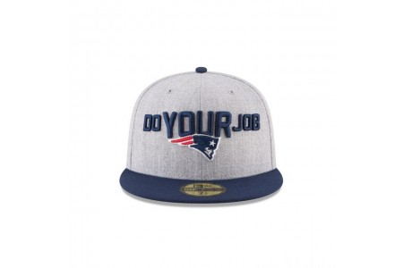 NEW ENGLAND PATRIOTS NFL DRAFT 59FIFTY FITTED - Sale