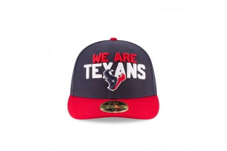 HOUSTON TEXANS SPOTLIGHT LOW PROFILE 59FIFTY FITTED