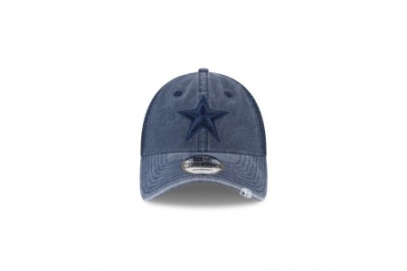Black Friday Sale - DALLAS COWBOYS TONAL WASHED TRUCKER 9TWENTY ADJUSTABLE