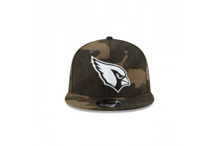 ARIZONA CARDINALS NFL CAMO MELTON 9FIFTY SNAPBACK - Sale