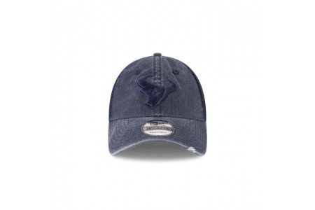 HOUSTON TEXANS TONAL WASHED TRUCKER 9TWENTY ADJUSTABLE
