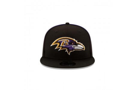 BALTIMORE RAVENS HIDDEN HUE 9FIFTY SNAPBACK - Sale