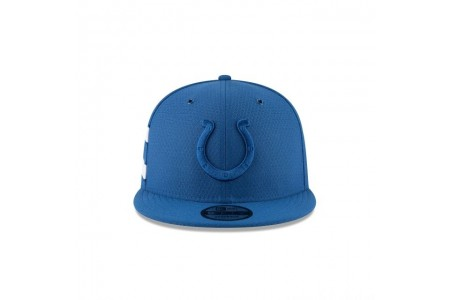INDIANAPOLIS COLTS COLOR RUSH 9FIFTY SNAPBACK - Sale
