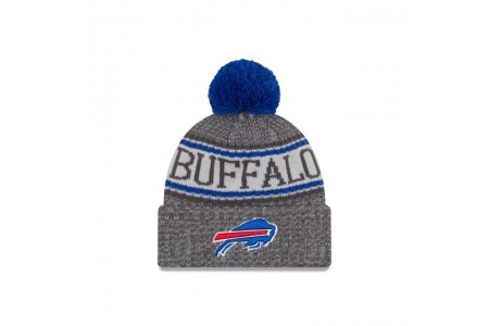 BUFFALO BILLS GRAPHITE COLD WEATHER SPORT KNIT