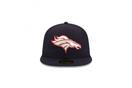 DENVER BRONCOS CRAFTED IN THE USA 59FIFTY FITTED - Sale