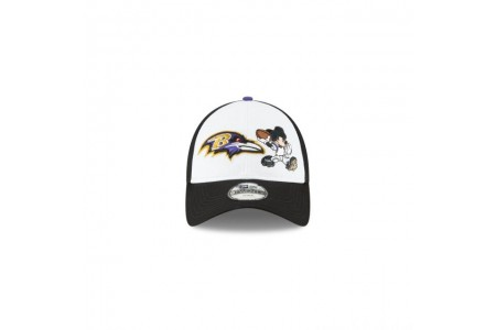 KIDS BALTIMORE RAVENS MICKEY MOUSE 9TWENTY ADJUSTABLE