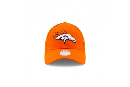 Black Friday Sale - DENVER BRONCOS WOMENS CORE CLASSIC 9TWENTY ADJUSTABLE