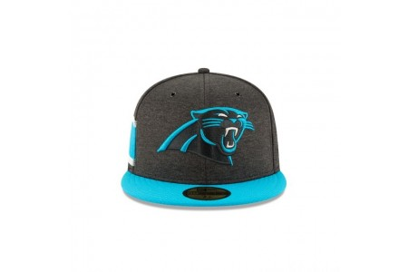 CAROLINA PANTHERS OFFICIAL SIDELINE HOME KIDS 59FIFTY FITTED - Sale