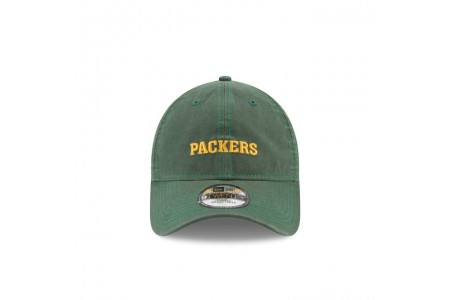 GREEN BAY PACKERS SOLID TEAM HIT 9TWENTY ADJUSTABLE - Sale