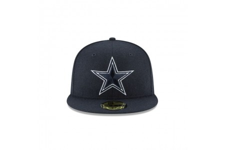 Black Friday Sale - DALLAS COWBOYS NAVY MELTON WOOL 59FIFTY FITTED