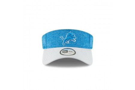 DETROIT LIONS OFFICIAL SIDELINE HOME VISOR