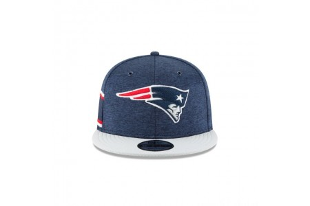 NEW ENGLAND PATRIOTS OFFICIAL SIDELINE HOME KIDS 9FIFTY SNAPBACK - Sale