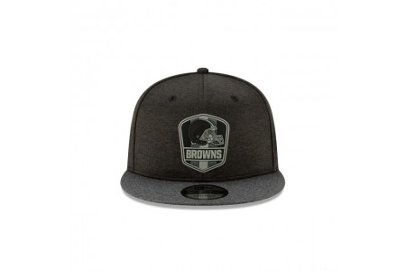 Black Friday Sale - CLEVELAND BROWNS NFL SIDELINE ROAD 9FIFTY SNAPBACK