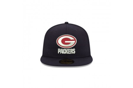 GREEN BAY PACKERS CRAFTED IN THE USA 59FIFTY FITTED