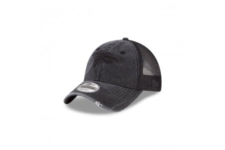 ATLANTA FALCONS TONAL WASHED TRUCKER 9TWENTY ADJUSTABLE
