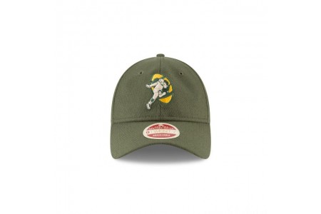 Black Friday Sale GREEN BAY PACKERS VINTAGE TEAM FRONT 9TWENTY ADJUSTABLE