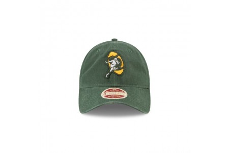 GREEN BAY PACKERS RUGGED PATCHER 9TWENTY ADJUSTABLE