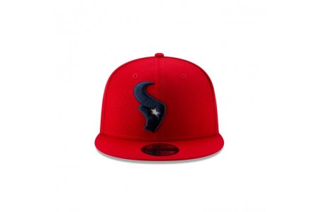 HOUSTON TEXANS NFL LOGO ELEMENTS 9FIFTY SNAPBACK