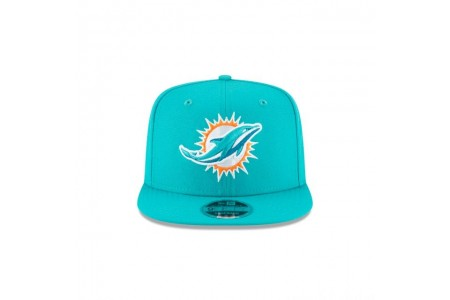 MIAMI DOLPHINS HIGH CROWN 9FIFTY SNAPBACK - Sale