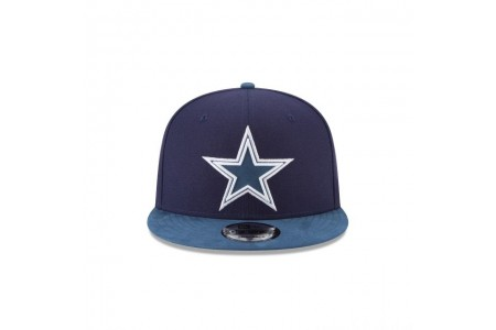 DALLAS COWBOYS TONAL CHOICE NAVY 9FIFTY SNAPBACK - Sale
