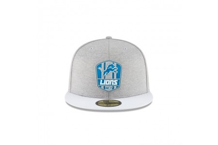 DETROIT LIONS OFFICIAL SIDELINE ROAD KIDS 59FIFTY FITTED - Sale