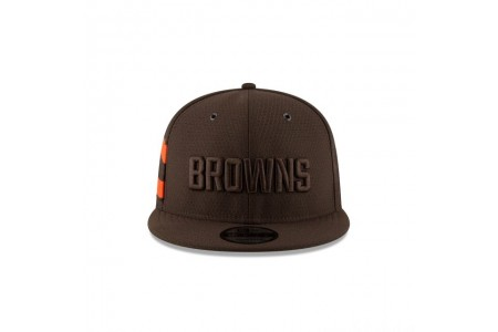 CLEVELAND BROWNS COLOR RUSH KIDS 9FIFTY SNAPBACK
