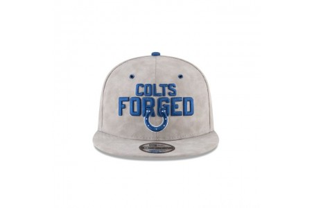 INDIANAPOLIS COLTS SPOTLIGHT PREMIUM 9FIFTY SNAPBACK - Sale