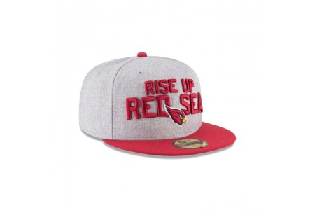 ARIZONA CARDINALS NFL DRAFT 59FIFTY FITTED - Sale