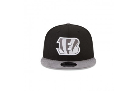 Black Friday Sale - CINCINNATI BENGALS TONAL CHOICE BLACK 9FIFTY SNAPBACK