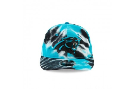 CAROLINA PANTHERS MARBLED RETRO CROWN 9FIFTY SNAPBACK