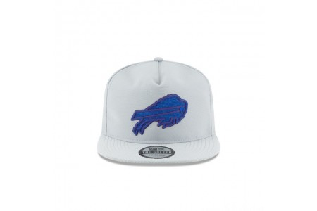 BUFFALO BILLS NFL TRAINING GREY GOLFER