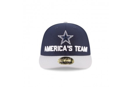 Black Friday Sale - DALLAS COWBOYS SPOTLIGHT LOW PROFILE 59FIFTY FITTED