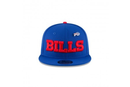 BUFFALO BILLS PINNED SNAP 9FIFTY SNAPBACK - Sale