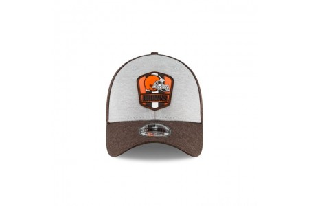 CLEVELAND BROWNS OFFICIAL SIDELINE ROAD 39THIRTY STRETCH FIT - Sale